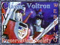 Let's keep Classic Voltron on the air!