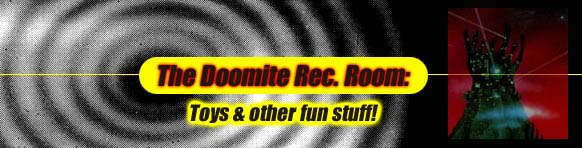 Doomites just wanna have fun...